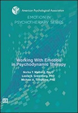 Omslag - Working With Emotion in Psychodynamic Therapy
