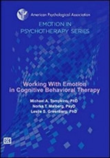 Omslag - Working With Emotion in Cognitive Behavioral Therapy