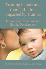 Omslag - Treating Infants and Young Children Impacted by Trauma