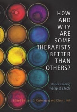 Omslag - How and Why are Some Therapists Better Than Others?