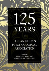 Omslag - 125 Years of the American Psychological Association