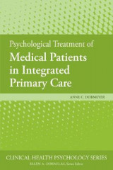 Omslag - Psychological Treatment of Medical Patients in Integrated Primary Care