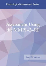 Omslag - Assessment Using the MMPI-2-RF
