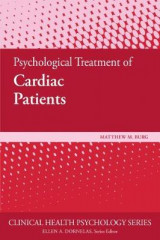 Omslag - Psychological Treatment of Cardiac Patients