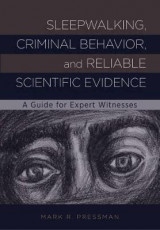 Omslag - Sleepwalking, Criminal Behavior, and Reliable Scientific Evidence