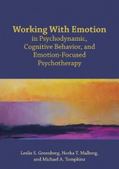 Working With Emotion in Psychodynamic, Cognitive Behavior, and Emotion-Focused Psychotherapy av Leslie S. Greenberg, Norka Malberg og Michael A. Tompkins (Heftet)