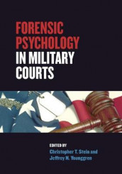 Forensic Psychology in Military Courts (Innbundet)