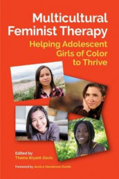 Multicultural Feminist Therapy (Innbundet)