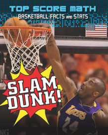 Slam Dunk! av Mark Woods og Ruth Owen (Innbundet)