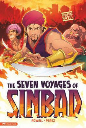 The Seven Voyages of Sinbad av Martin Powell (Innbundet)