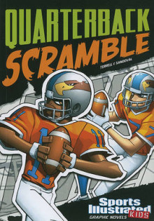 Quarterback Scramble (Sports Illustrated Kids Graphic Novels) av Brandon Terrell (Heftet)
