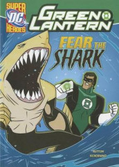 Fear the Shark (Green Lantern) av Laurie S Sutton (Heftet)