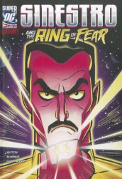 Sinestro and the Ring of Fear (Dc Super-Villains) av Laurie S Sutton (Heftet)