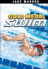 Omslag - Gold Medal Swim