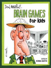 Don Martin Brain Games For Kids av Don Martin (Heftet)