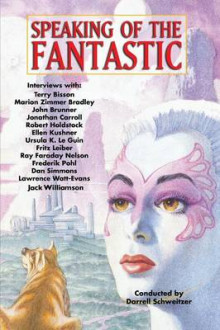 Speaking of the Fantastic av Dan Simmons, Ursula K Leguin og Jonathan Carroll (Heftet)