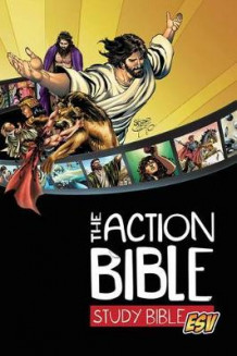 Action Bible Study Bible-ESV av Cook David C (Innbundet)