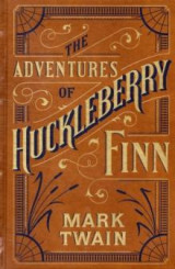 Omslag - Adventures of Huckleberry Finn
