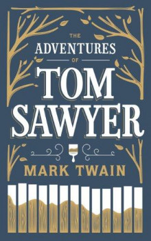The adventures of Tom Sawyer av Mark Twain (Innbundet)