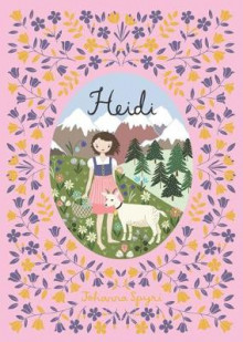 Heidi (Barnes & Noble Children's Leatherbound Classics) av Johanna Spyri (Innbundet)