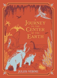 A journey to the center of the earth av Jules Verne (Innbundet)