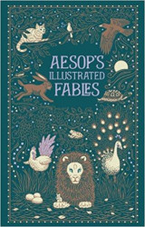 Omslag - Aesop's illustrated fables