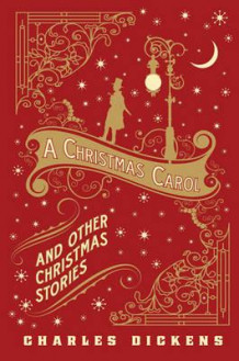 Christmas carol and other christmas stories av Charles Dickens (Innbundet)