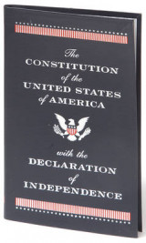 Omslag - The Constitution of the United States of America with the Declaration of Independence