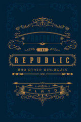 Omslag - The Republic and Other Dialogues