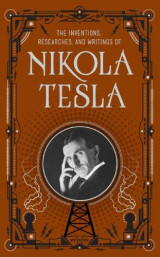 Omslag - Inventions, researches and writings of Nikola Tesla