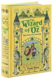 The wizard of Oz av L. Frank Baum (Innbundet)