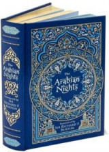 Omslag - The arabian nights