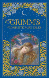 Omslag - Grimm's complete fairy tales