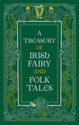 Omslag - A Treasury of Irish Fairy and Folk Tales