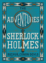 Omslag - The adventure of Sherlock Holmes