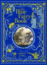 Omslag - The blue fairy book