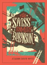 Omslag - The swiss family Robinson