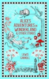 Omslag - Alice's adventures in wonderland & other stories