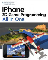Omslag - IPhone 3D Game Programming All in One