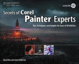 Omslag - Secrets of Corel Painter Experts: Tips, Techniques, and Insights for Users of All Abilities