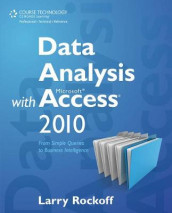 Data Analysis with Microsoft Access 2010 av Larry Rockoff (Heftet)