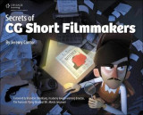 Omslag - Secrets of CG Short Filmmakers