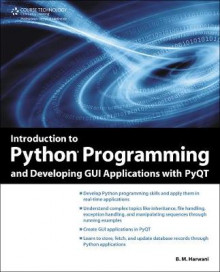 Introduction to Python Programming and Developing GUI Applications with PyQT av B. M. Harwani (Heftet)