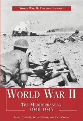 World War II: The Mediterranean 1940-1945 av Paul Collier (Innbundet)