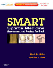 SMART! Sports Medicine Assessment and Review Textbook av Mark D. Miller (Heftet)