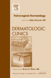Vulvovaginal Dermatology, An Issue of Dermatologic Clinics: Volume 28-4 av Libby Edwards (Innbundet)