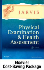 Health Assessment Online for Physical Examination and Health Assessment (User Guide, Access Code and Textbook Package) av Carolyn Jarvis (Innbundet)