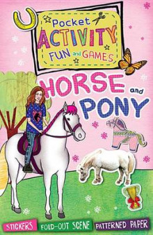 Horse and Pony Pocket Activity Fun and Games av Andrea Pinnington (Blandet mediaprodukt)