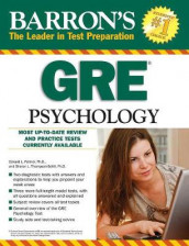 GRE Psychology av Laura Freberg, Edward L. Palmer og Sharon L. Thompson-Schill (Heftet)