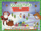 Doodle and Activity Advent Placemats av Gemma Barder (Heftet)